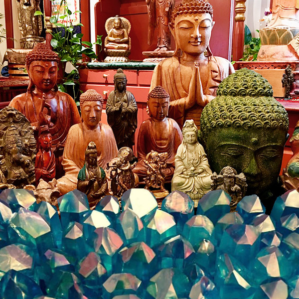 Woodstock Eclectic Gifts - Crystals, Statuary, Jewelry, Incencse